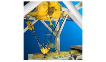 FANUC M3IA 6S robotic system
