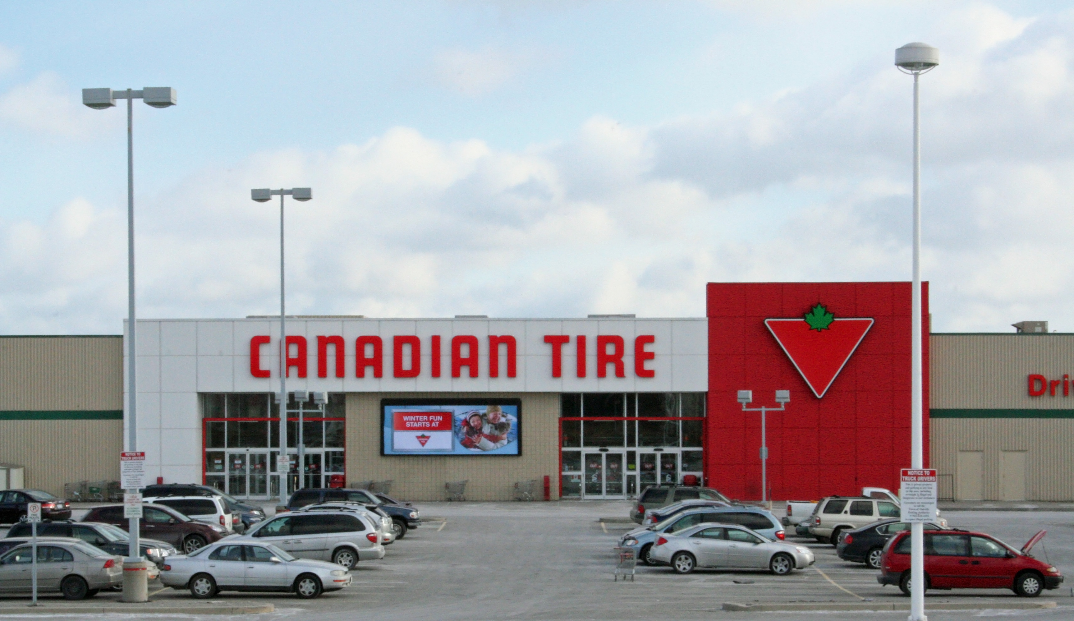 canadian tire corporation and global expansion essay