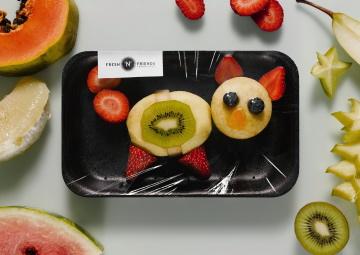 Fresh Fruit Figure Fresh 'N' Friends