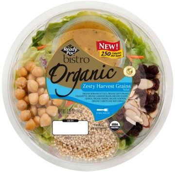 Pac Bistro Organic Salad Bowls