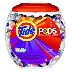P&G lauds MonoSol for its role in dveloping Tide Pods.