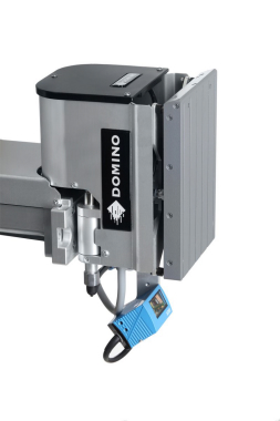 Domino's new M220 Pallet Labeller Tamp Head.