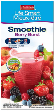 Smoothies-berry