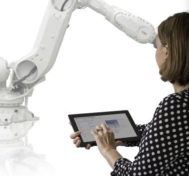 abb robotics intros new robot controller software. Black Bedroom Furniture Sets. Home Design Ideas