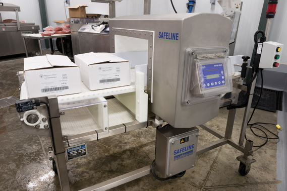 To ensure optimal food safety compliance, BestCo Foods uses a Mettler-Toledo Safeline metal detection system, distributed in Canada by Shawpak Systems Ltd.