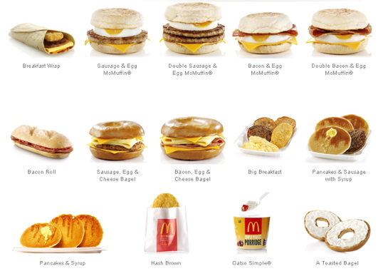 What Fast Food Place Has The Best Breakfast