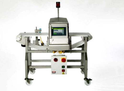 Sesotec C-SCAN GHF metal detection system