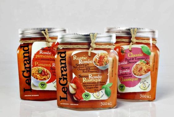 Le Grand Food Bottles