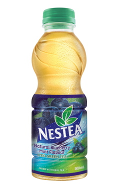 Nestea Natural Blueberry Mint Flavour