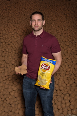 It's all about the potato for Monaghan Farms Ltd. manager and co-owner Derrick Curley, whose Prince Edward Island business produces a custom crop of spuds for the Lay's brand of potato chips.