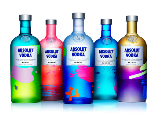 Unlike any other, Absolut Vodka is leading the trend towards individual bottles. (Photo: Deutscher Verpackungspreis)