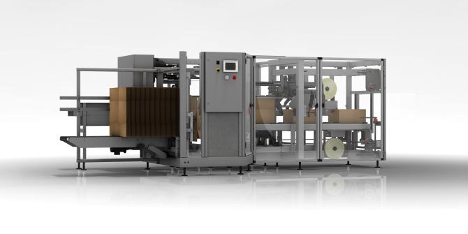 Douglas Machine Turns You Robotic Canadian Packaging