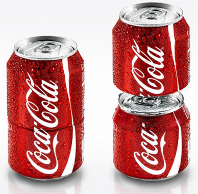 2012 Sharable Coca-Cola can(s).