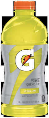 Gatorade Bottle Gets Lighter But Stronger