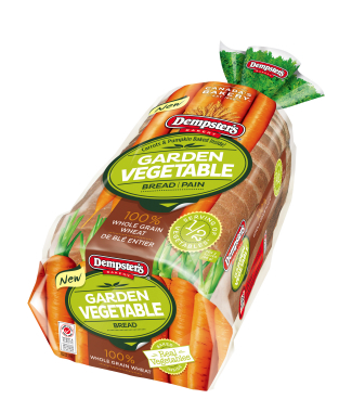 Dempster's GardenVegetable_Bread_3d_ANGLE