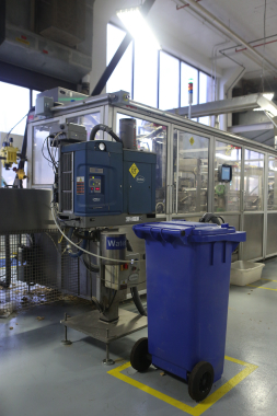 Post Foods utilizes the safe sealing expertise of the Nordson ProBlue thermal adhesive application systems when forming its cereal boxes on a Bosch Packaging Technology horizontal cartoner.