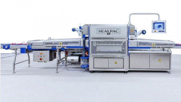 Not just for TraySkin applications, any traysealer within the SEALPAC A-series can easily be used for other applications, thanks to its innovative tooling quick exchange system. Photo courtesy of Sealpac International.