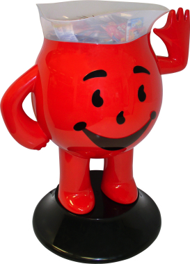 Menasha Packaging - Kool-Aid Man