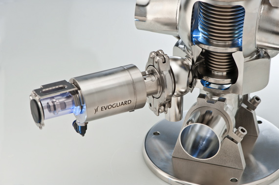 The Evoguard series of valves has been enthusiastically received by the market. As demonstrated not least by the Anuga FoodTec. So far, more than 150,000 valves have been produced.