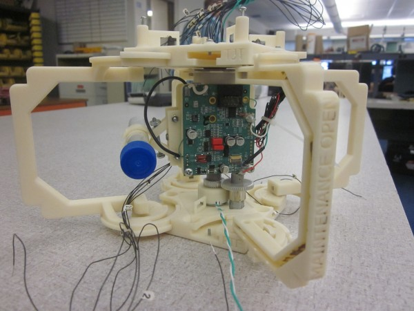 First place in the Secondary Education Engineering category is HUNCH 2015 Zero Gravity Scale submitted by Thomas Vagnini from Tri-County Regional Vocational Technical High School in Franklin, Massachusetts, USA.