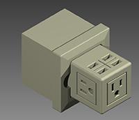 Socket_Cube