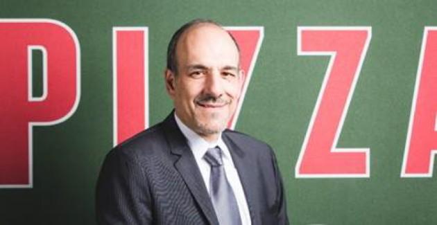 Pizza Nova president Domenic Primucci.
