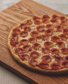 pizza nova now provides a healthier pepperoni canadian. Black Bedroom Furniture Sets. Home Design Ideas