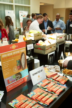 Sustainable Foods Summit 2015 fair