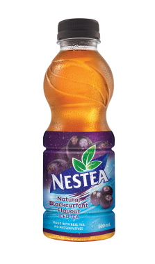 Nestea Taste Test - Canadian Packaging