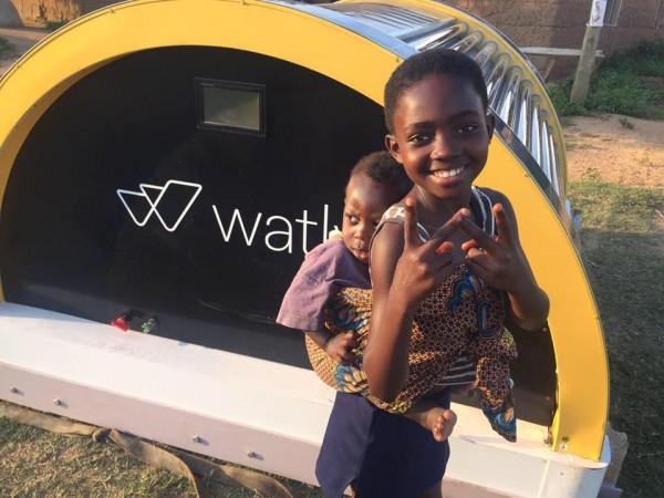 Watly in Ghana 2