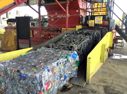 New report evaluates modern technologies for mixed waste processing