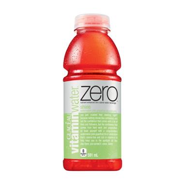 vitaminwater shine zero