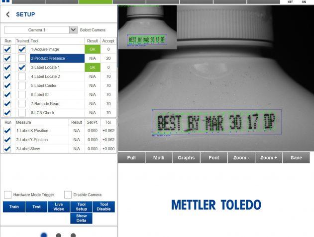 METTLER TOLEDO's CIVCore Dot Print Tool featured finalist in