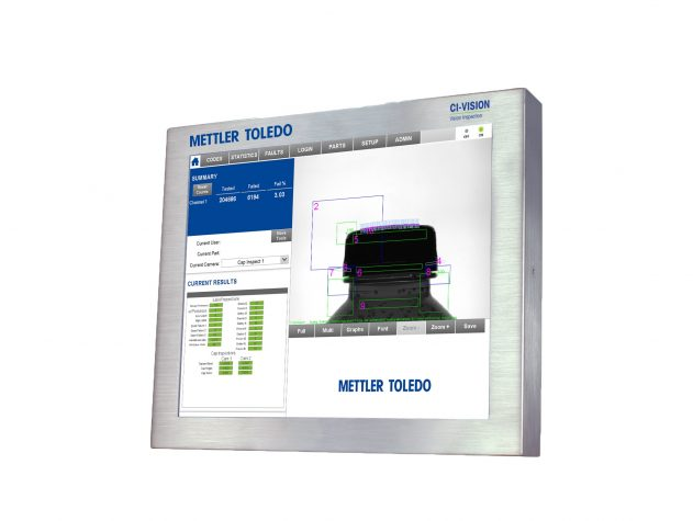 Mettler Toledo's CIVCore dot print tool a real winner