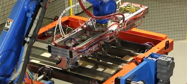 Robotic High-Mix Pallet Assembly for Productivity Gains