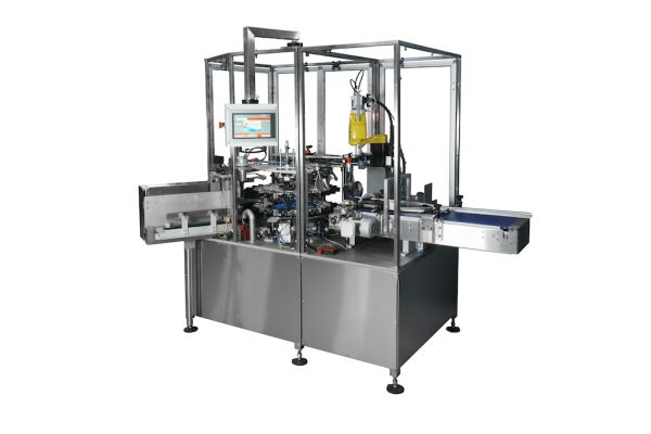 DELTA FLOBAG   Ilapak - Packaging Machines, Horizontal and